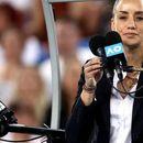 Федерер пцуеше, згодната српска судијка му одржа лекција (ФОТО)