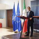 Димитров: Честитките од Италија во време на тешки моменти е доблест и доказ за цврстото пријателство