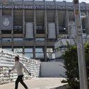Реал Мадрид го препушти стадионот на властите: Бернабеу ќе биде магацин за медицинска опрема