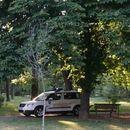 """Интервентна го """"чисти"""" Градски парк пред полицискиот час"""