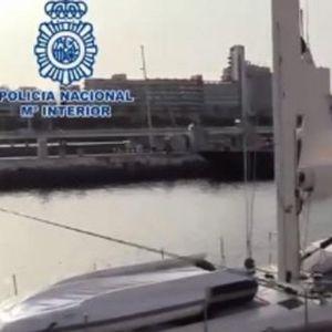 Луксузните јахти во Шпанија криеле 35 тони дрога: Вака паднаа шверцерите на хашиш
