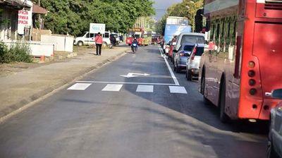 За само еден месец обновена ул. Благоја Стефковски
