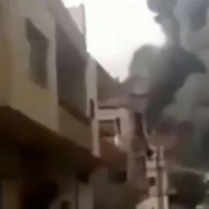 Повторно страшна експлозија во Либан: Хезболах ја блокирал областа