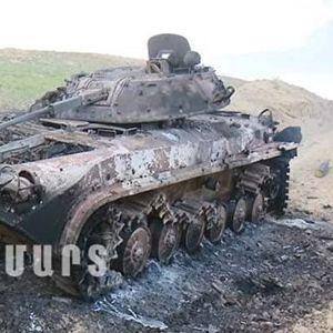 Ерменија: Убиени околу 200 азербејџански војници (ВОЗНЕМИРУВАЧКО ВИДЕО)
