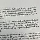 Борел до Димитров: Западниот Балкан е дел од Европа и знам дека ја споделувате мојата решителност да ја видам и С.Македонија во ЕУ