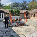 Бугарската амбасада за Гоце Делчев: Револуционерот ќе остане светол симбол на заедничката историја на Македонија и Бугарија