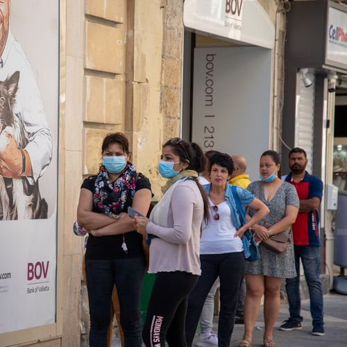 176 Fines Given Out For Not Wearing Masks In Malta In September Alone