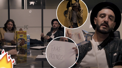 WATCH: Maltese Rapper Flexes On Music Industry Moguls In Latest Executive-Style Music Video