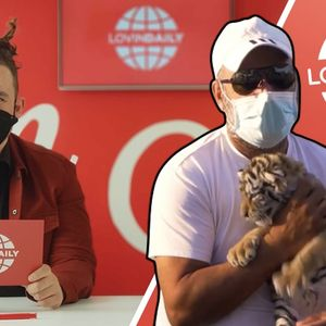 Malta's Notorious Tiger King Anton Rea To Appear On Tomorrow's Episode Of Lovin Daily