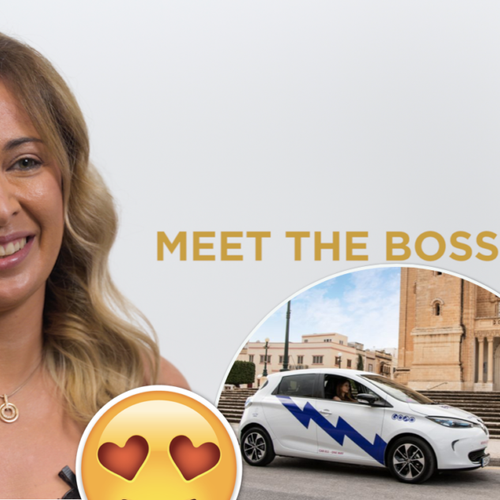 WATCH: Meet The Maltese Mother Driving The Island Towards An Electric And Sustainable Future