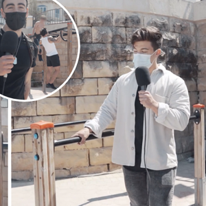 WATCH: Here What Malta's Fitness Enthusiasts Have To Say About The Poor State Of Outdoor Gyms