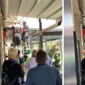 Woman Rescued After Becoming Stuck On Gżira Restaurant Canopy