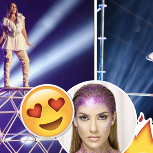 WATCH: It's Over! Brooke Borg Beams Bright On Return To Spotlight With New Hit Single