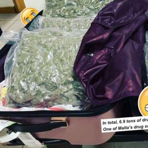 Government Confuses Malta's Mention In Drug Trafficking Case Study With Top 10 Placement