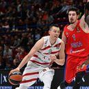 ЦСКА Москва продължи победната си серия в Евролигата