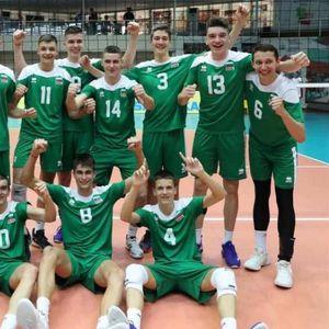С мисъл за победа! Младите волейболисти в битка за трофей
