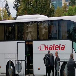 Луди германски фенове посрещнаха по изумителен начин ЦСКА в Базел
