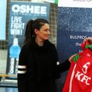 Тони Зетова и Радо Стойчев уважиха Мача на звездите на Volley Mania