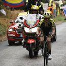 Йейтс взе 15-ия етап на Тура, интригата на върха се завърза