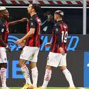 Ибрахимович вдъхнови Милан за успех в дербито с Интер
