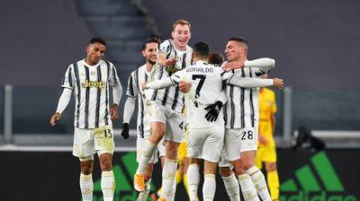 Кристиано Роналдо изкачи Ювентус на втората позиция в Серия А