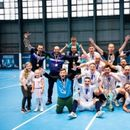 Варна Сити е новият държавен шампион по футзал