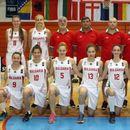 Трета загуба за девойките до 18 г. ЕП по баскетбол