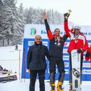 Поредни титли за Радо Янков от държавния шампионат по сноуборд