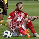 Бодуров изглежда приключи с ЦСКА