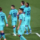 "НА ЖИВО: Дерби - Барселона срещу Еспаньол, червени картони на ""Камп Ноу"""