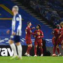 Салах и шампионът Ливърпул блеснаха ярко в южна Англия