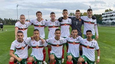 България U17 с впечатляваща победа преди европейските квалификации