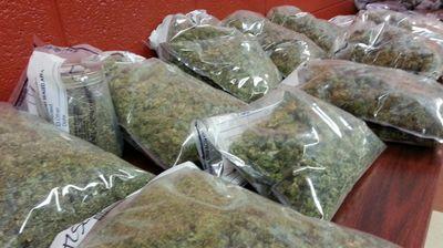 Пронајдена марихуана кај затвореник во Штип