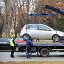 Пајакот подигнал 433 возила во Скопје за десет дена