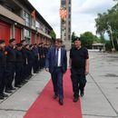 На Денот на пожарникарите Шилегов вети нова опрема и 50 вработувања во скопската противпожарна бригада
