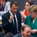 Меркел се дистанцира од изјавите на Макрон за НАТО