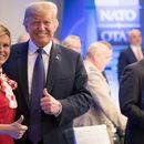 Колинда на самитот на НАТО се појави во навивачка комбинација
