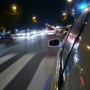 Казнети 50 возачи во Скопје поради брзо возење