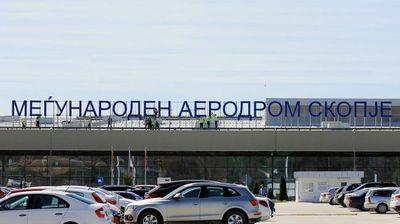 На скопскиот аеродром приведен маж од ресенско кој се барал поради кражба