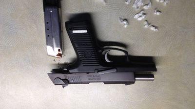 Скопјанец под истрага за поседување оружје, муниција и дрога