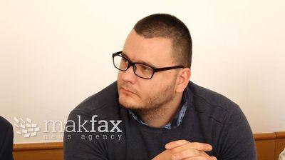 """Единствена Македонија: Јане Ченто остана во темните зандани на """"Шуткa"""", заедно со другите бранители на Уставот"""