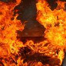Пожар во објект на Кајакарската федерација на Матка
