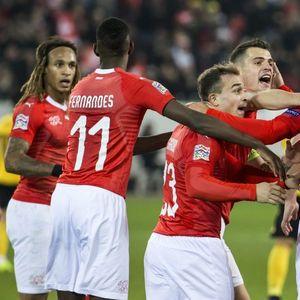 """Нема шега со Швајцарците – и пукнаа """"петарда"""" на  Белгија и влегоа во финалето на ЛН (видео)"""