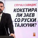 (Видео) Стоилковски: Заев да одговори дали соработува со рускиот бизнисмен Иван Савидис