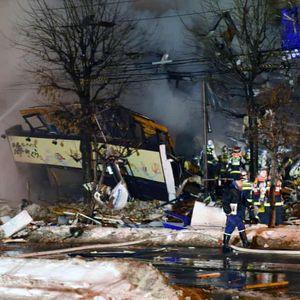 Експлозија во ресторан во Јапонија, повредени 42 лица