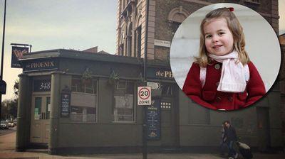 Принцезата Шарлот среде бел ден влезе во кафуле во Лондон