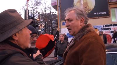 """,,Македонија-Блокира"""": Заев е во паника штом го пушта Тортевски да прави инциденти"""