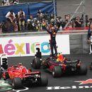 Под знак прашалник трката за ГН на Мексико