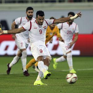 Фудбалска измама, Сирија доби фантомски пенал против Австралија