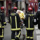 Четири лица загинаа, десетици се повредени во експлозијата во Париз